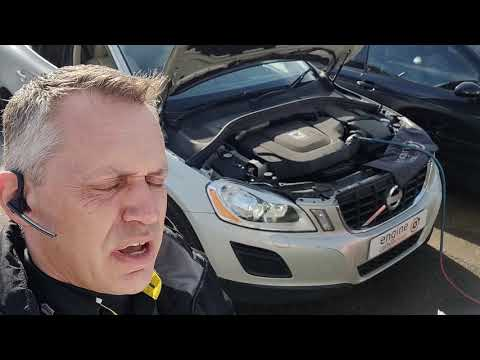 Overboost issues? Diagnostic and Engine Carbon Clean on a Volvo XC60 (70,603 miles).