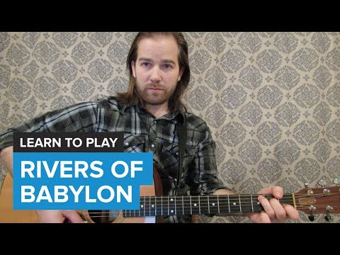 "How to play ""Rivers of Babylon"" by Sublime (Guitar Chords & Lesson)"