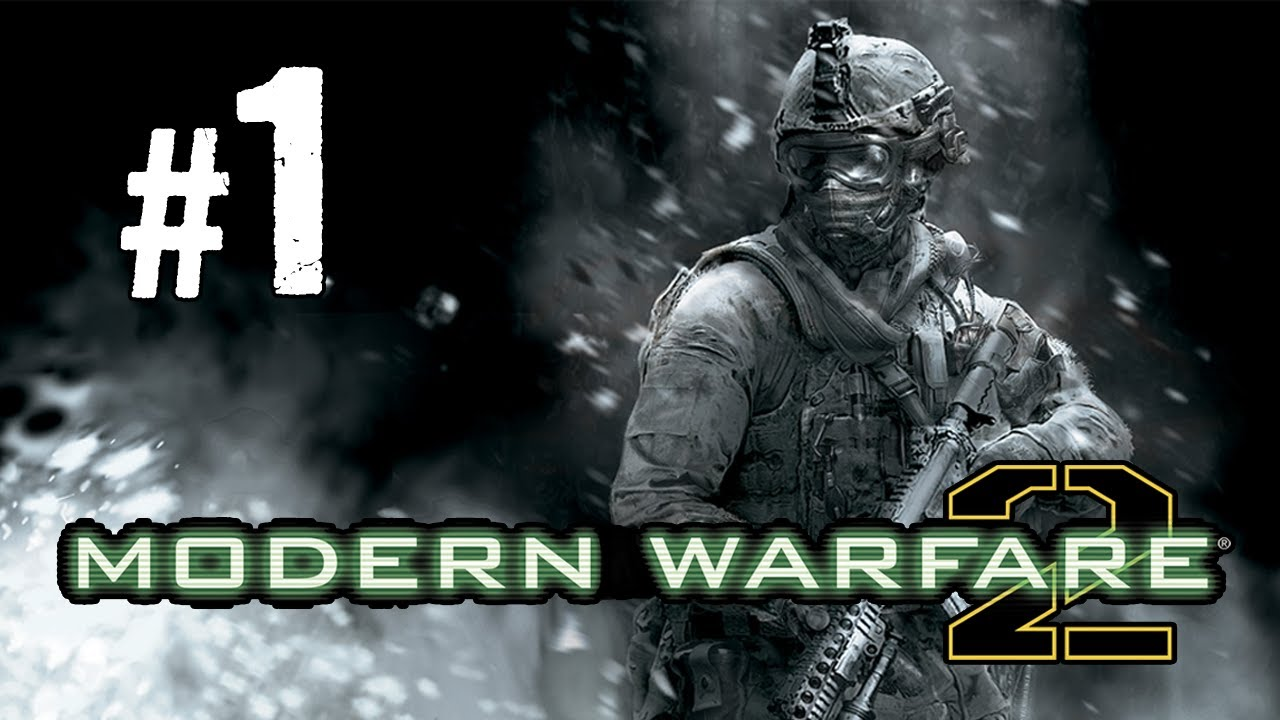 Прохождение Call of Duty: Modern Warfare 2 [60FPS] — Часть 9 .