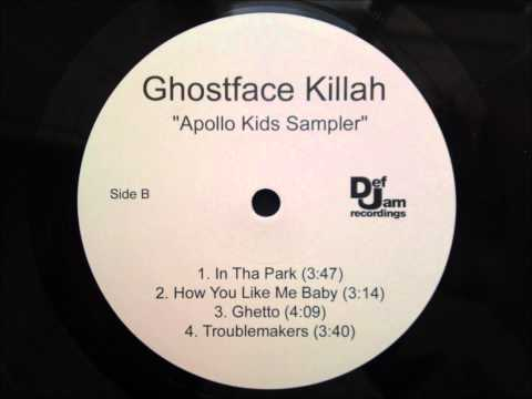 Ghostface Killah - How you like me baby mp3