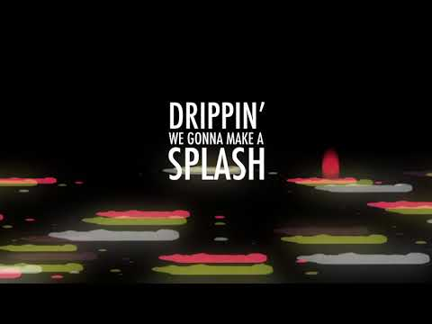 Tedashii - Splash feat. 1K Phew (Lyric Video)
