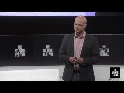 U.S. Bank Chief Digital Officer Derek White At The Atlantic Festival 2019