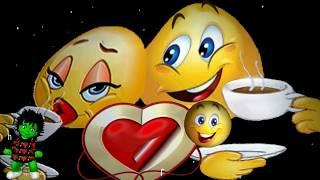ein wunderschönen Tag wünsche ich Dir mit Emoji
