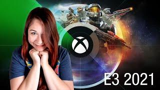 Thoughts on Xbox & Bethesda  E3 2021 | REACTION