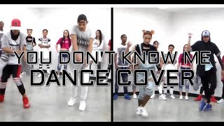 YOU DON'T KNOW ME / DANCE COVER / Choreography by: EDEN SHABTAI