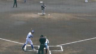 2016年5月29日 フューチャーズー横浜DeNA   エリアン・エレラ選手 来日初打席