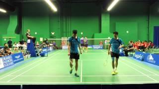 SF MD G2 Michael Fuchs, Johannes Schoettler (GER) vs Chen Hung Ling, Chi-Lin Wang (TPE)