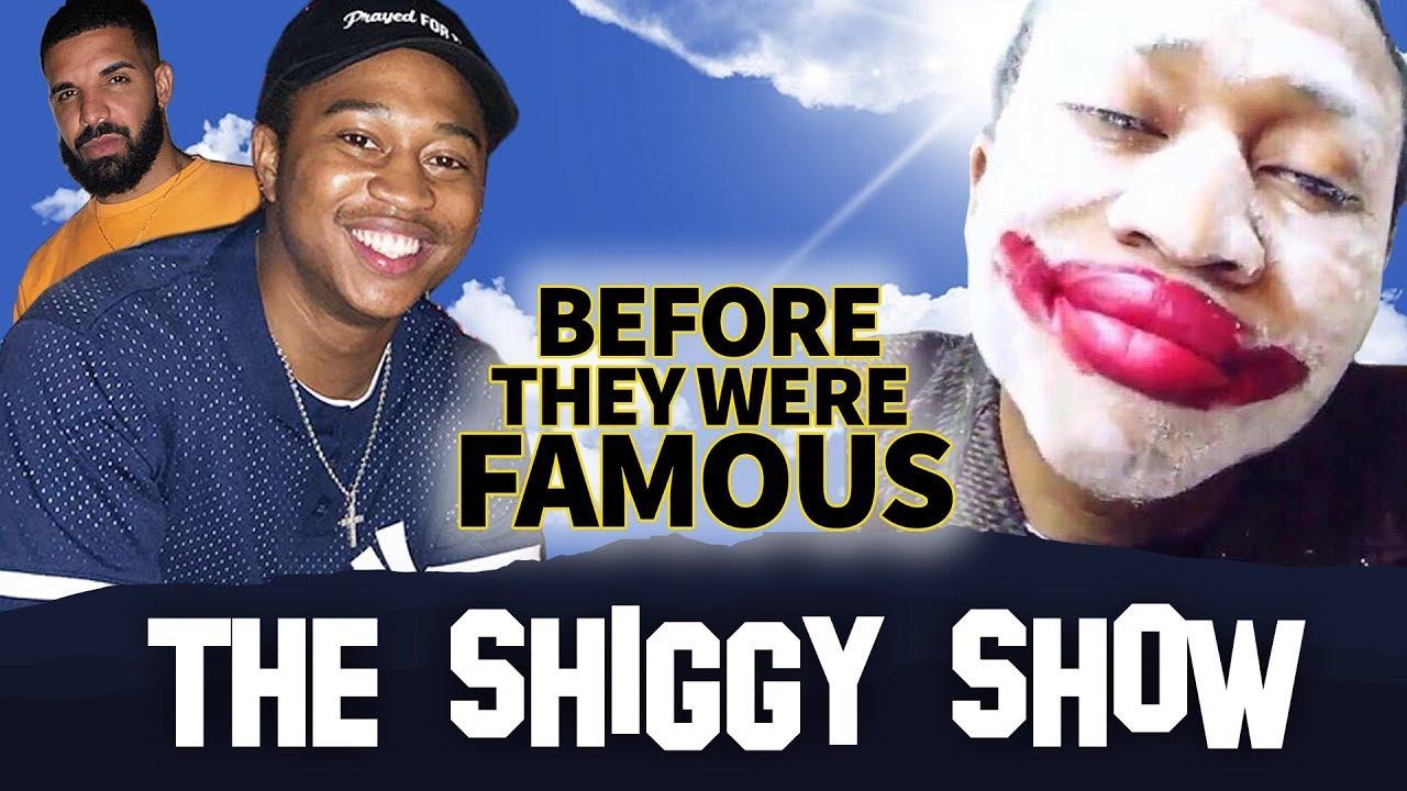 SHIGGY   Before They Were Famous   #DoTheShiggy #InMyFeelingsChallenge
