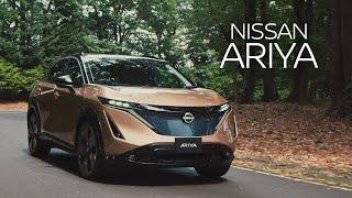 Discover the all-new Nissan Ariya
