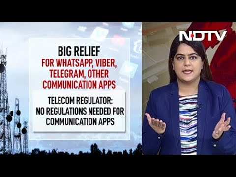 Relief For WhatsApp, Viber, Telegram, Other Communication Apps
