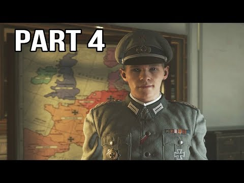 Call of Duty WW2 Gameplay Walkthrough Part 4 - Paris Liberation