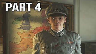 Call of Duty WW2 Gameplay Walkthrough Part 4 - Paris Liberation