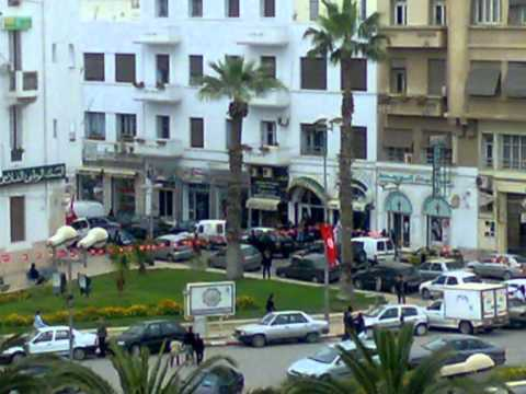 LA VILLE DE SFAX en TUNISIE ( MANKAI EZZEDINE )