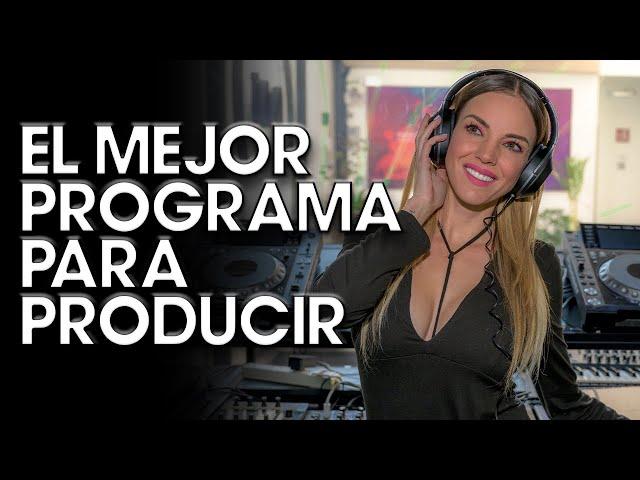 CUAL ES EL MEJOR PROGRAMA PARA PRODUCIR MUSICA?
