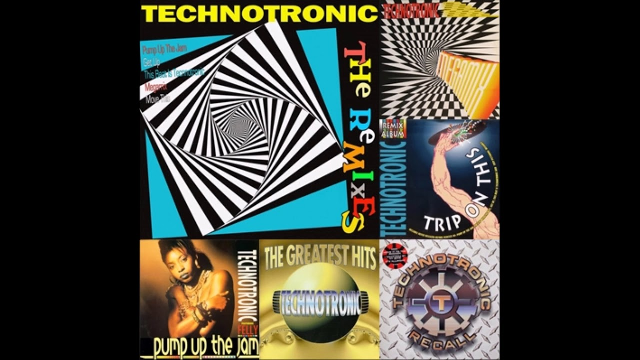 Technotronic technotronic / get up (before the night is over.