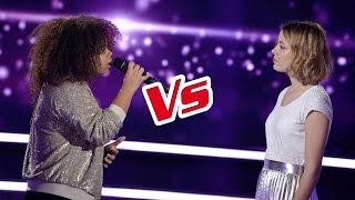 Manoah VS Hélène   « Les filles d'aujourd'hui » (Joyce Jonathan et Vianney)   The Voice France 2017
