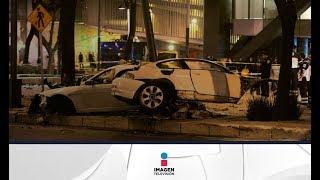 Conductor del BMW que chocó en Reforma se duerme en audiencia | Imagen Noticias con Ciro Gómez Leyva