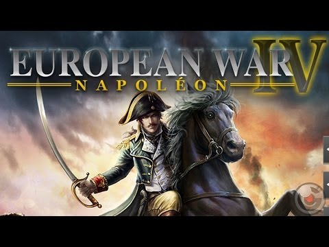 European War 4: Napoleon - iPhone and iPad Gameplay