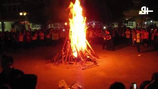 [CLA] Đốt Lửa Trại
