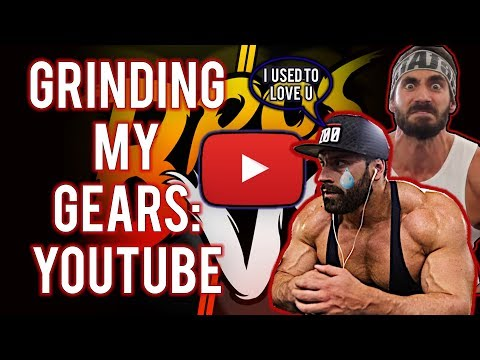 Bradley Martyn and Bro Science's Mike Tornabene Rant About YOUTUBE