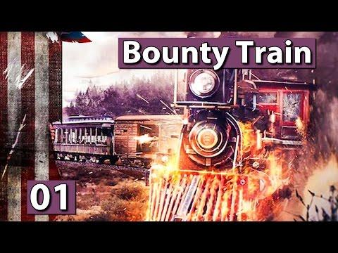 Bounty Train ► Der Wildwest Bahn RPG Simulator #1