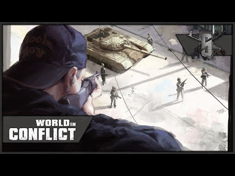 Abrams Assault & Soviet Retreat - World in Conflict - Missions 17 & 18 (USA/USSR)