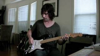 Roland/Fender VG Stratocaster, demo by Pete Thorn