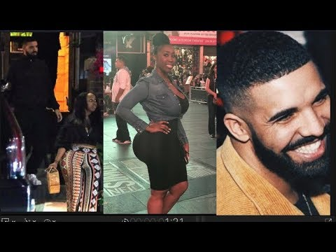 Drake Spotted With A New Ting & She Reportedly Is OUTCHEA Like His Baby Momz