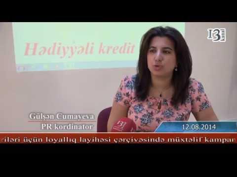 """""""FINCA Azerbaijan"""" müştərilərini sevindirməkdə davam edir"""