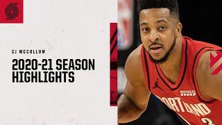 CJ McCollum 2020-21 Season Highlights | Trail Blazers