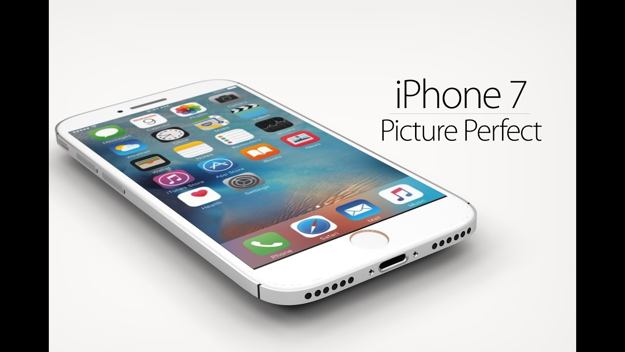 iPhone 7 - Picture Perfect - YouTube