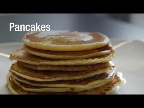 Recette des pancakes à reproduire facilement à la maison