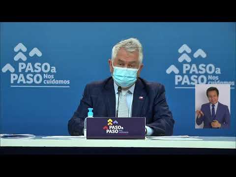 Coronavirus En Chile: Balance Oficial 12 De Diciembre