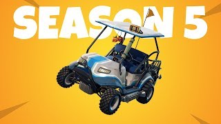 Everything that changed in Fortnite: Season 5