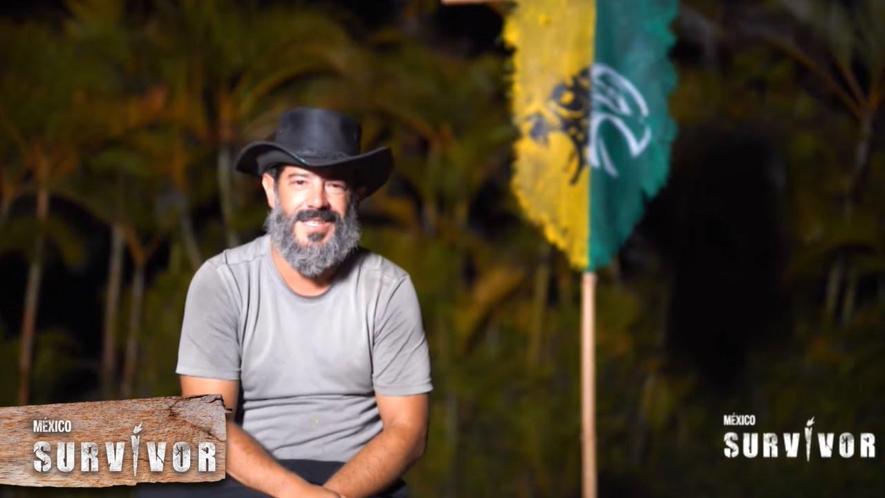 Él es el décimo sexto eliminado de Survivor, Fernando Vélez. | Survivor México 2021