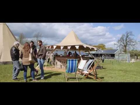 Sami Tipi Spring Open Weekend - Full of Tipi Wedding Inspiration