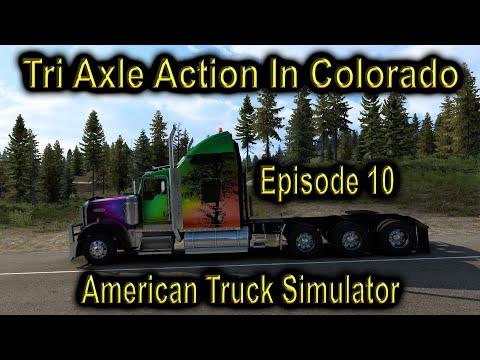 American Truck Simulator 🚚 Episode #10 |