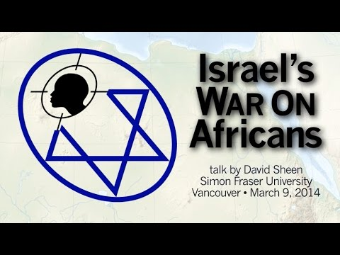 Israel's War on Africans [FULL]