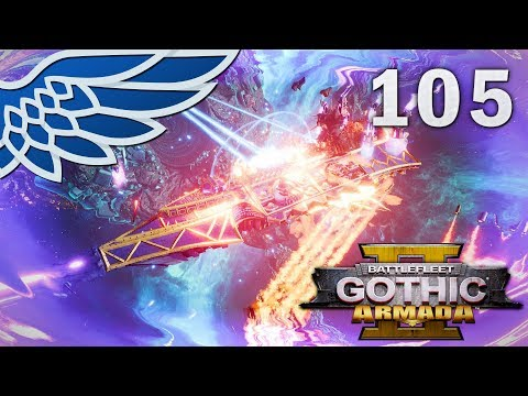 battlefleet-gothic-armada-2-|-sorcery!-part-105---imperial-campaign-bfga2-let's-play-gameplay