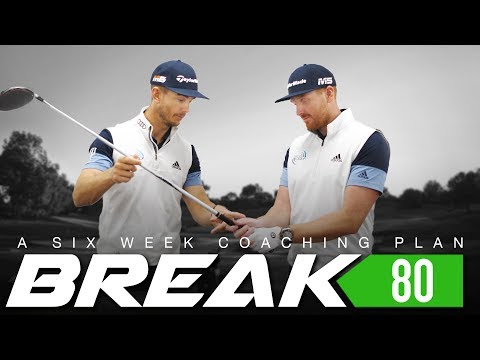Simple GOLF TIPS TO BREAK 80 | Me and My Golf