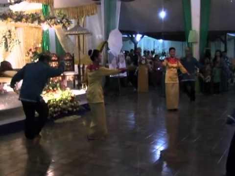 Indonesia -- Wedding of Ternate Sultan's Son