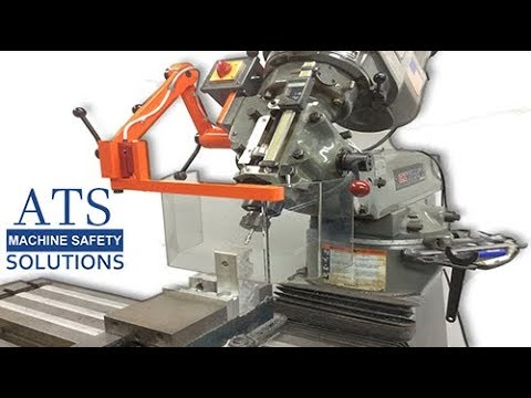 Drill Press Guard >> Milling Machine Guards Drill Press Lathe Milling Machine Guards