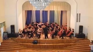 """Дж. Россини увертюра к опере """"Шелковая лестница"""""""