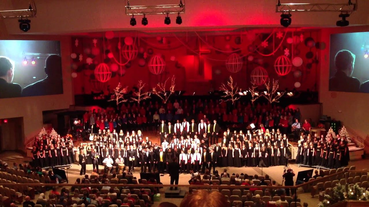 Hebron Baptist Church Community Christmas Festival 2012