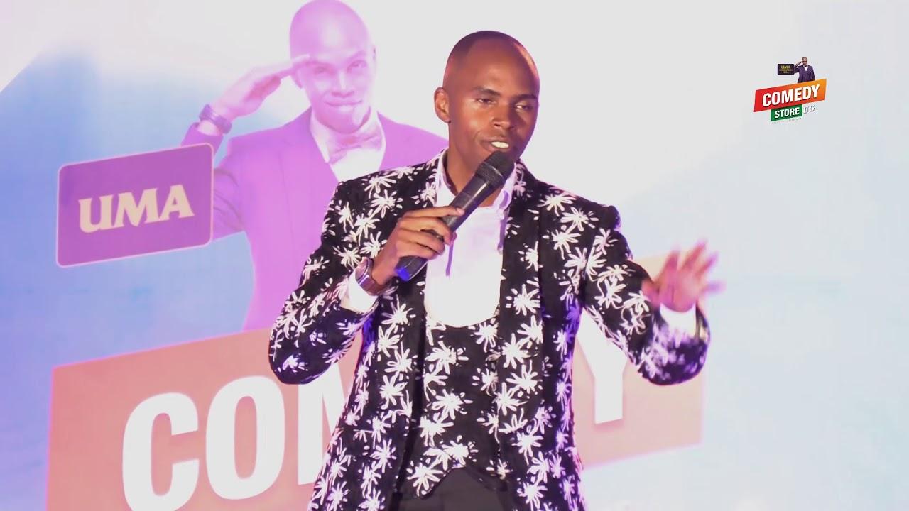 Alex Muhangi Comedy Store March 2019 - Sheeba Vs Cindy