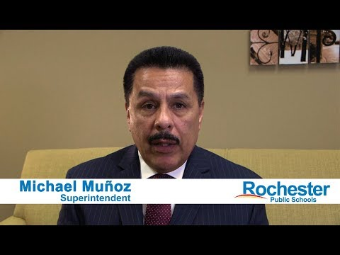 Superintendent Michael Muñoz