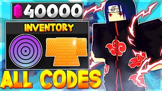 ALL NEW *FREE SECRET RINNEGAN* CODES in ANIME FIGHTING SIMULATOR (ROBLOX CODES)