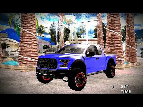 Gta Sa Android Big Vans Jeeps And Suv S V2 Dff Only No Txd Youtube