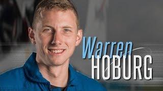 Warren Hoburg/NASA 2017 Astronaut Candidate