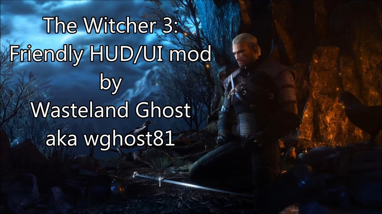 A HUD Mod That Let Me Rediscover The Witcher 3